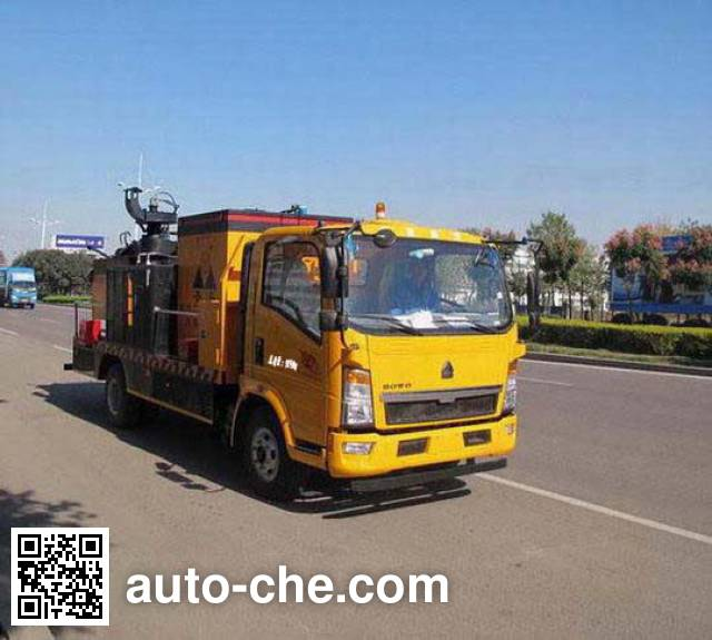 Shengyue SDZ5107TXB pavement hot repair truck