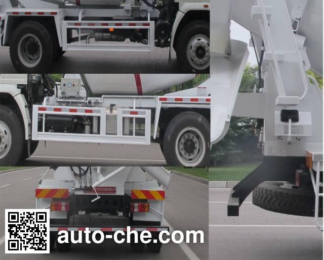 圣岳牌SDZ5167GJB38E混凝土搅拌运输车