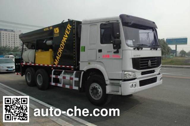 Shengyue SDZ5257TFC slurry seal coating truck