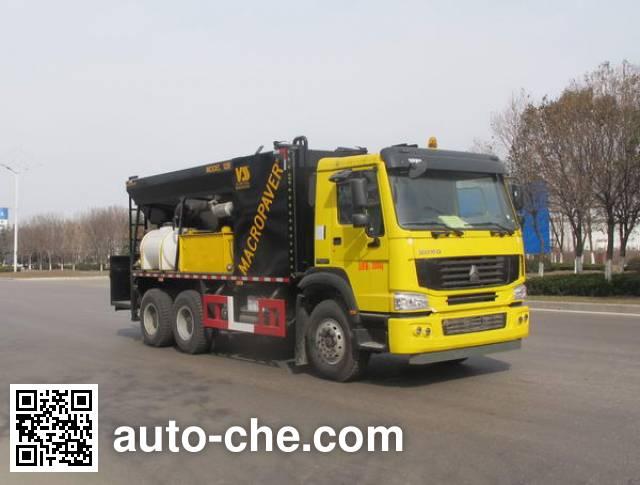 Shengyue SDZ5257TFCE slurry seal coating truck