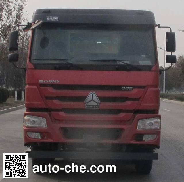 Shengyue SDZ5317TFCE synchronous chip sealer truck