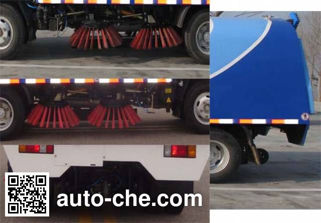 Dongfeng SE5060TSL4 street sweeper truck