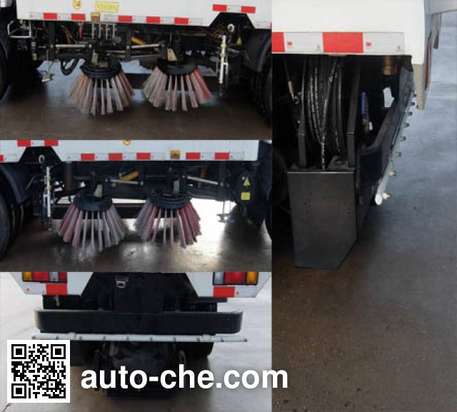 Dongfeng SE5070TXS5 street sweeper truck
