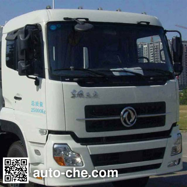 Dongfeng SE5250GSS4 sprinkler machine (water tank truck)