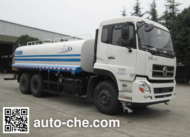 Dongfeng SE5250GSS5 sprinkler machine (water tank truck)