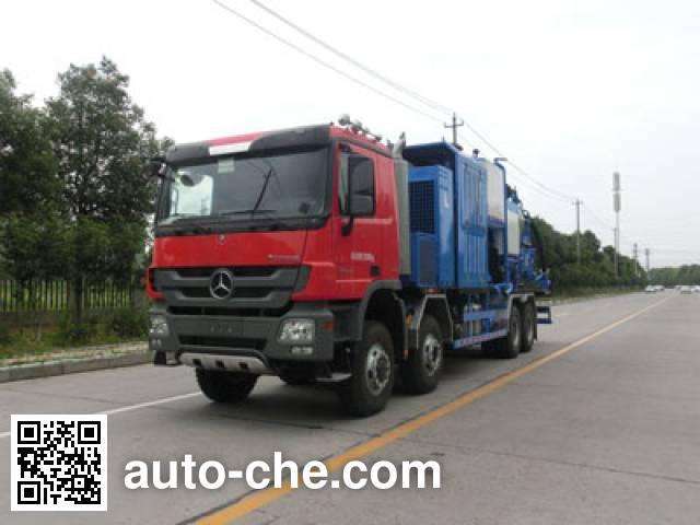 Serva SJS SEV5312TGJ cementing truck