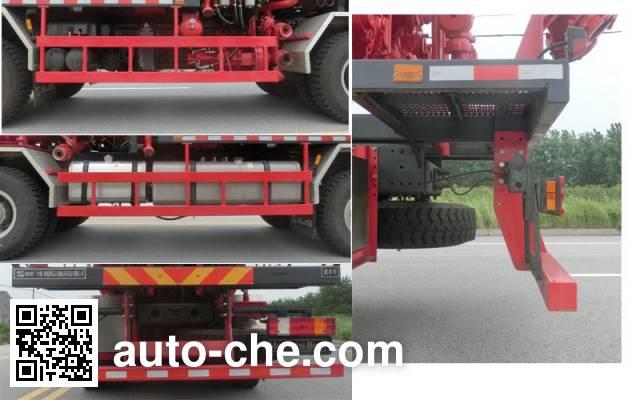 Serva SJS SEV5314TGJ cementing truck