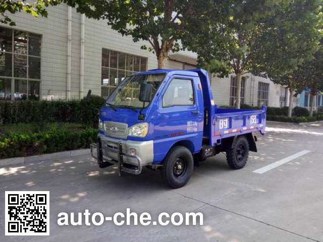 Shifeng SF1710PD12 low-speed dump truck