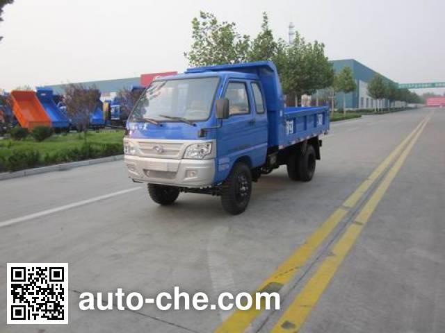 Shifeng SF1710PD33 low-speed dump truck