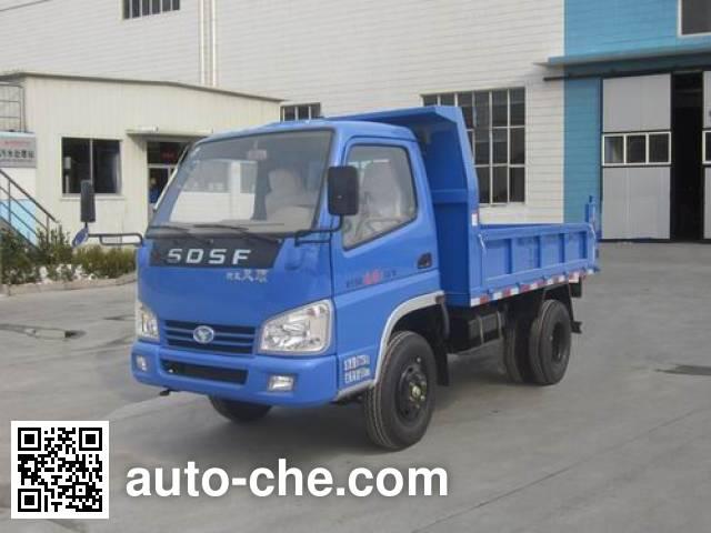 Shifeng SF4015D2 low-speed dump truck