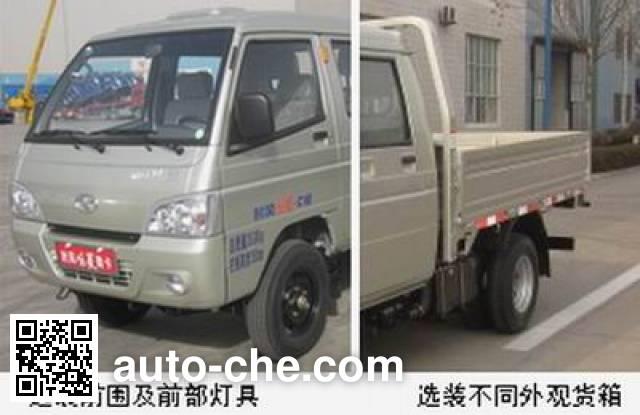 时风牌SF2810WD2自卸低速货车