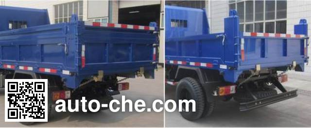Shifeng SF4015D1 low-speed dump truck