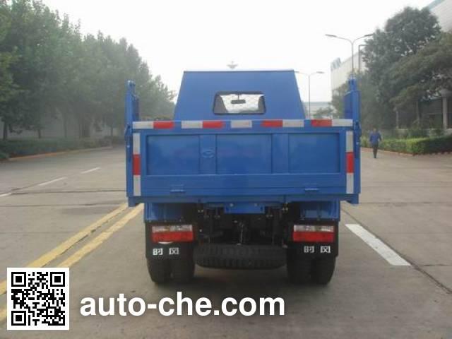 Shifeng SF4015PD5 low-speed dump truck