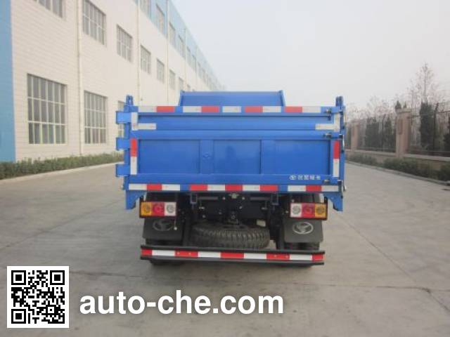 Shifeng SF4020PD2 low-speed dump truck