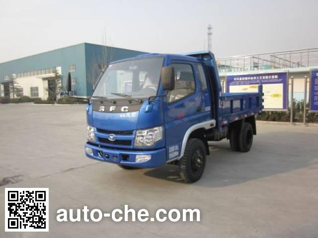 Shifeng SF4015PD6 low-speed dump truck