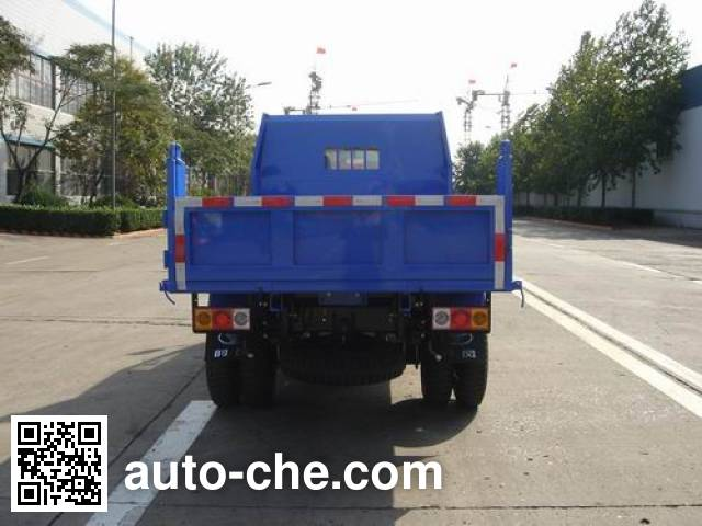 Shifeng SF5815PD1 low-speed dump truck