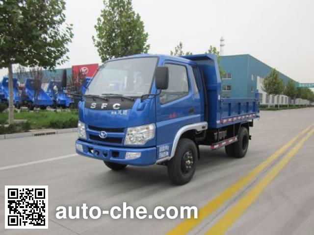 Shifeng SF4020PD1 low-speed dump truck