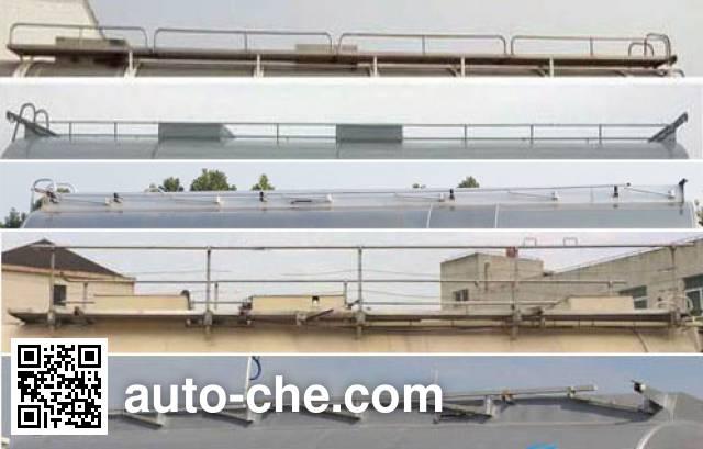 Jingyanggang SFL9400GRHL lubricating oil tank trailer