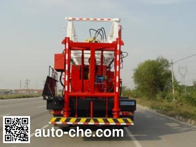 Freet Shenggong SG5272TXJ well-workover rig truck