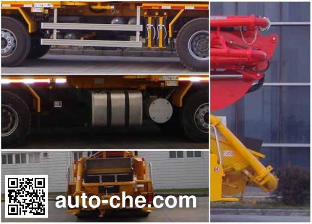Shenxing (Shanghai) SG5363THB concrete pump truck