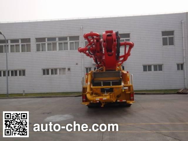 Shenxing (Shanghai) SG5364THB concrete pump truck