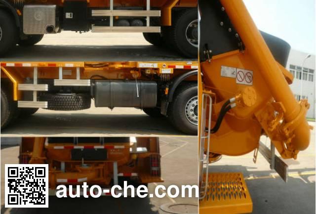 Shenxing (Shanghai) SG5366THB concrete pump truck
