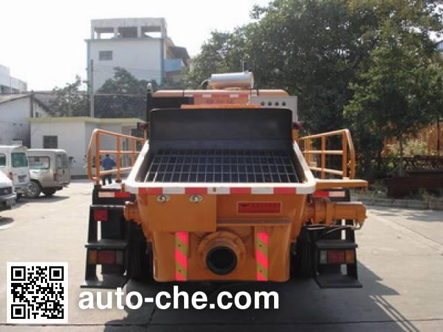 Yuegong SGG5131HBC truck mounted concrete pump