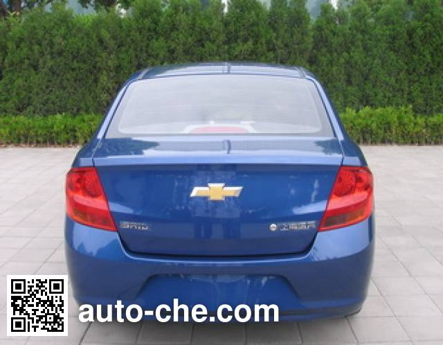 Chevrolet SGM7120AMTB car