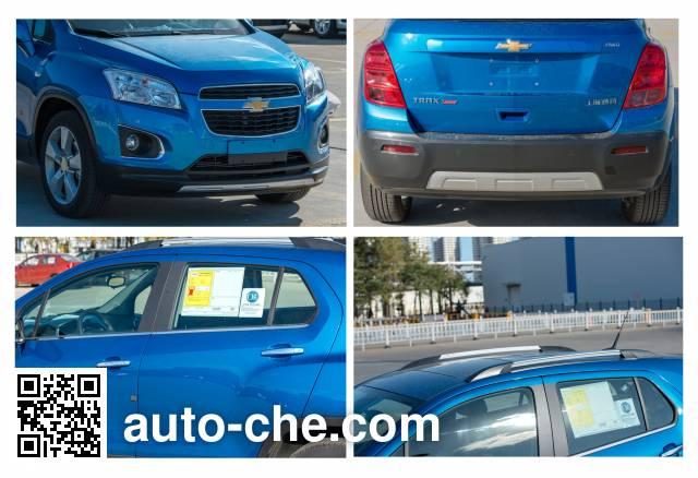 Chevrolet SGM7140GAX2 car