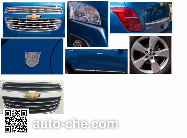 Chevrolet SGM7140GAX1 легковой автомобиль