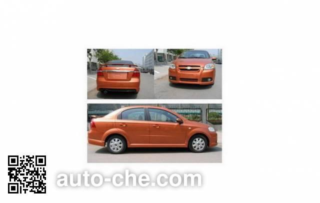 Chevrolet SGM7164AT car
