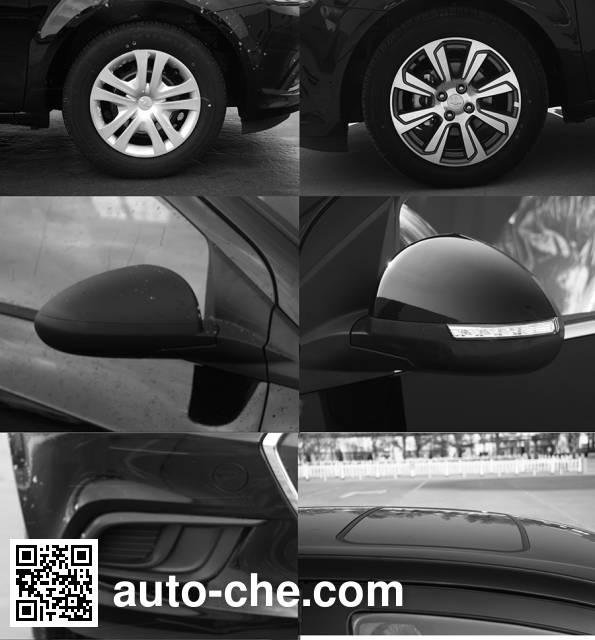 Chevrolet SGM7143GMAH car