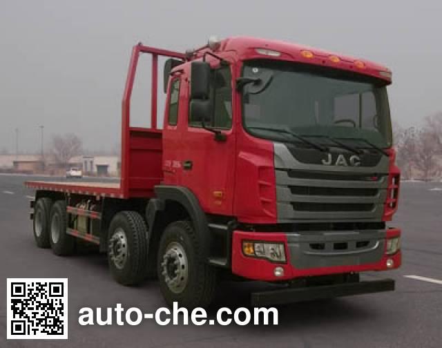 Shaoye SGQ3310JPG4 flatbed dump truck