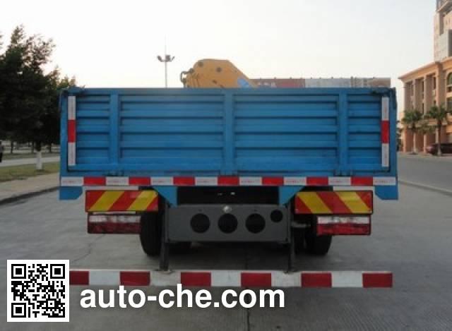 Shaoye SGQ5160JSQHG4 truck mounted loader crane