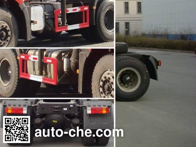 Shaoye SGQ5250JSQCY tractor unit mounted loader crane