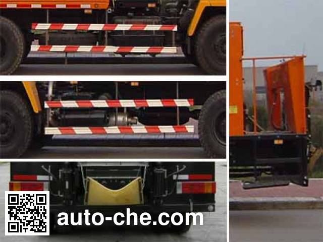 Shaoye SGQ5250TFCSG4 slurry seal coating truck