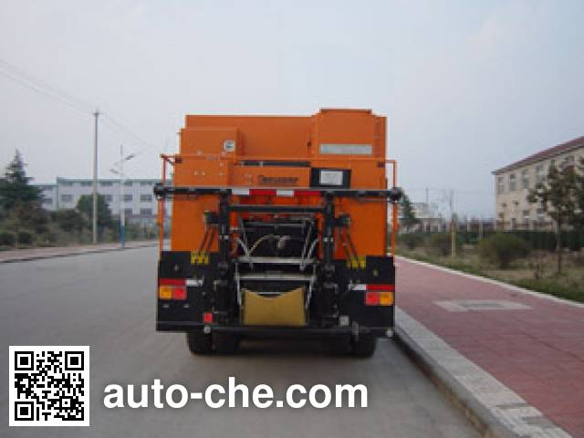 Shaoye SGQ5251TXJ slurry seal coating truck