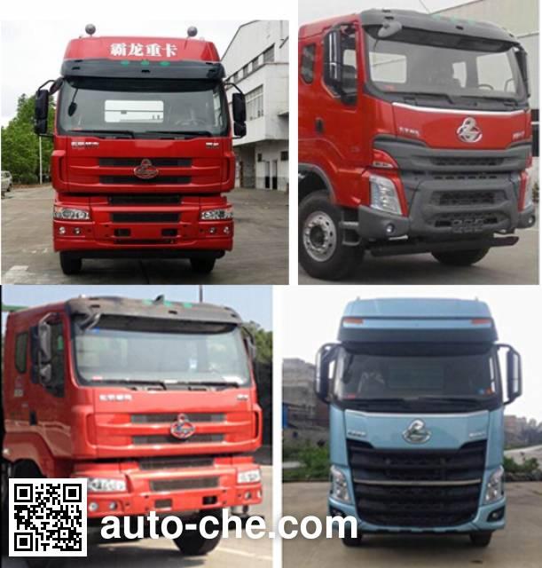 Shaoye SGQ5310JSQLG5 truck mounted loader crane