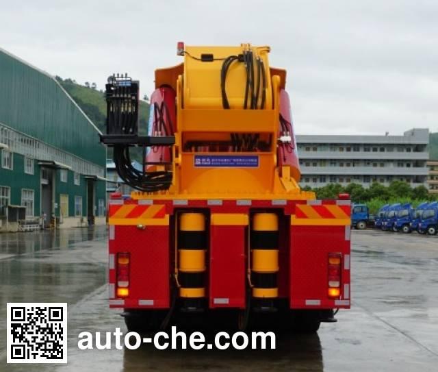 SGQZ Shaoqi SGQ5530JQZZG5 truck crane