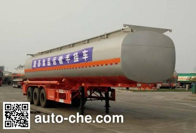 Shantong SGT9400GYS liquid food transport tank trailer