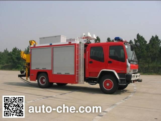 Shangge SGX5120TXFJY80 пожарный аварийно-спасательный автомобиль
