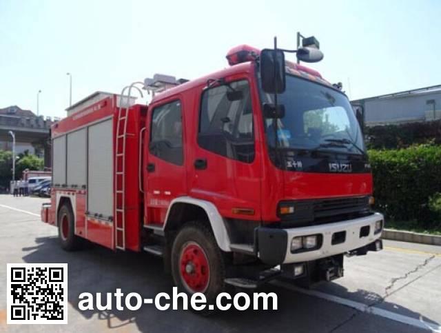 Shangge SGX5120TXFJY80/QL пожарный аварийно-спасательный автомобиль