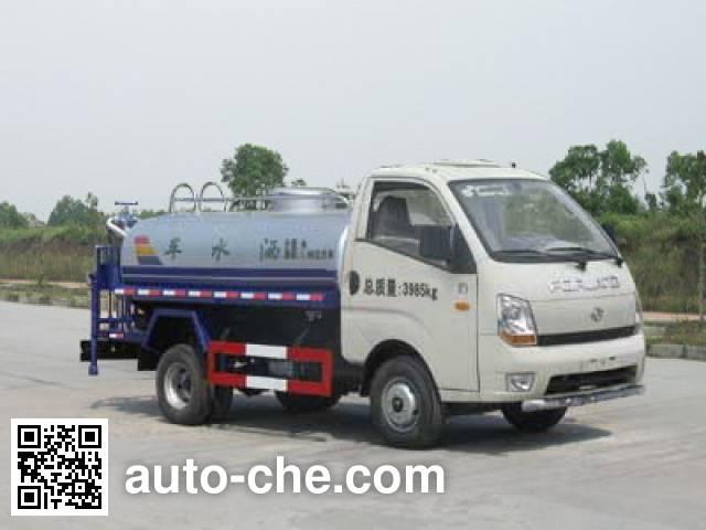 Sinotruk Huawin SGZ5040GSSBJ4 sprinkler machine (water tank truck)