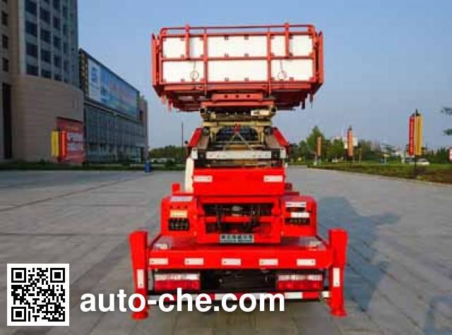 Sinotruk Huawin SGZ5040TBA ladder truck