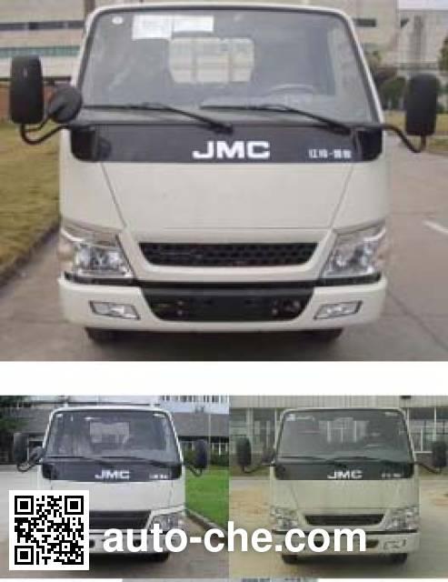 华威驰乐牌SGZ5068XRYTG24易燃液体厢式运输车