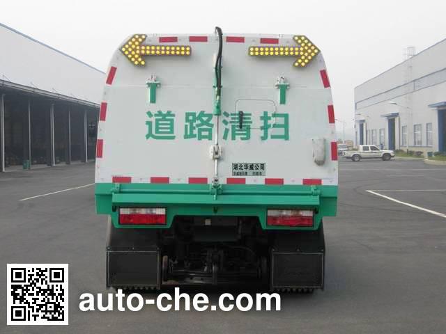 华威驰乐牌SGZ5070TSLJH4扫路车