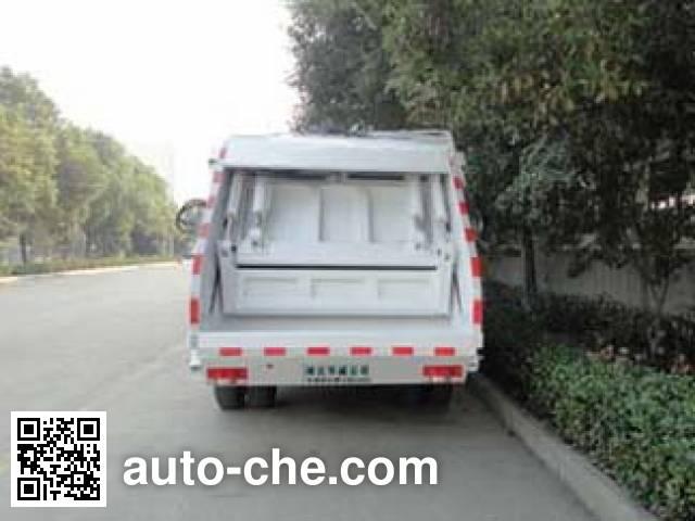 华威驰乐牌SGZ5070ZYSBJ4压缩式垃圾车