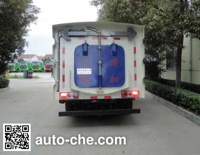 华威驰乐牌SGZ5079TSLDFA4扫路车