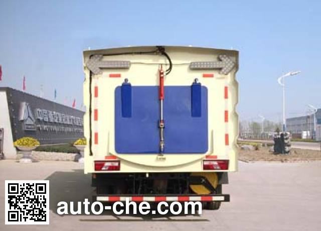 华威驰乐牌SGZ5079TSLJX5扫路车