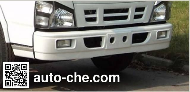 Sinotruk Huawin SGZ5079TSLQL4 street sweeper truck